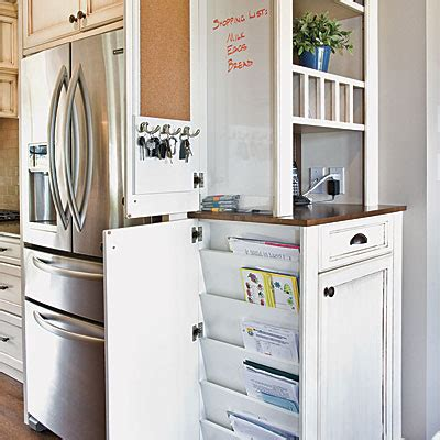 mail order kitchen cabinets kitchen organizer cabinet has a 3 4 quot butcher block counter