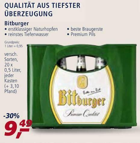 kasten bitburger bitburger kaufen g 252 nstig im angebot bitburger bier und