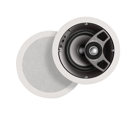 Polk Audio In Ceiling by Polk Audio In Ceiling Speaker Tc60i White Single