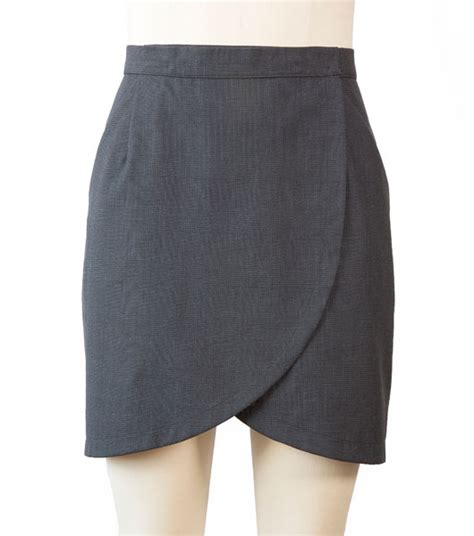 pattern wrap skirt digital city stroll wrap skirt sewing pattern shop