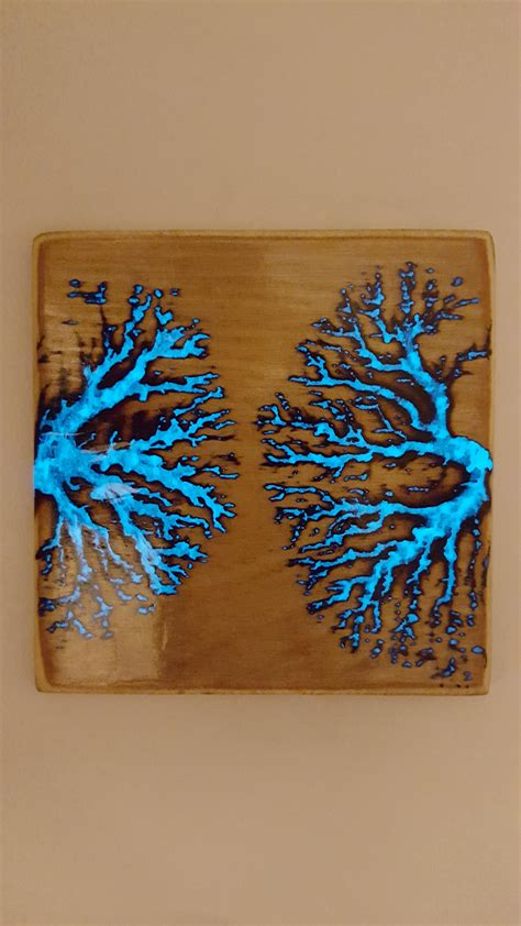 glow in the paint on wood how to make money in woodworking at home resin and