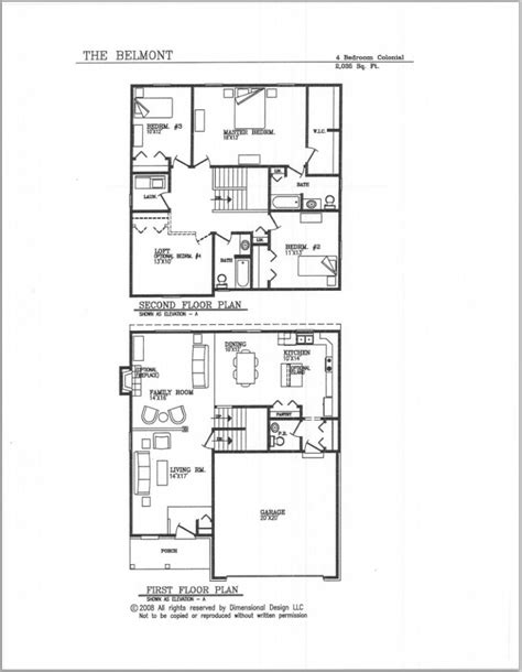 mi homes belmont floor plan house design ideas