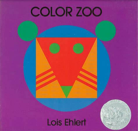 color zoo color zoo 1990 caldecott honor book association for