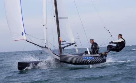 scheveningen catamaran nederlandse nacra verkoopt als exclusief leverancier