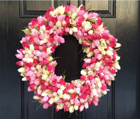 spring wreaths 2017 decoart blog trends spring wreaths to dress up your