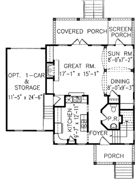 lookout tower plans beach house with tower lookout 15725ge 2nd floor