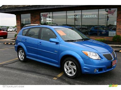 2008 Pontiac Vibe by 2008 Wave Blue Pontiac Vibe 31331862 Gtcarlot Car