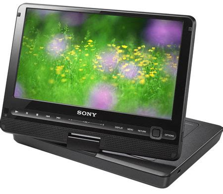 Tv Portable Technology Japan 9 Inch sony portable dvd player comes with an battery