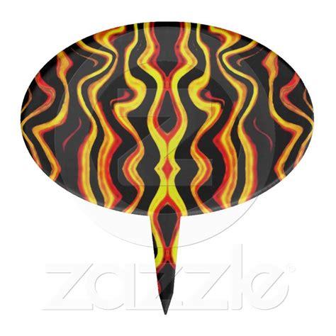 tribal pattern cake african tribal motif cake pick