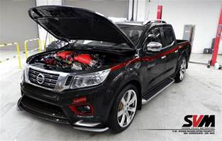 Nissan Gtr Motor Nissan Navara Np300 Gets 800hp Gt R Engine Conversion