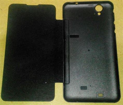 Casing Hp Andromax C3 jual leather jual flip cover smartfren andromax i3s haier version magnet free