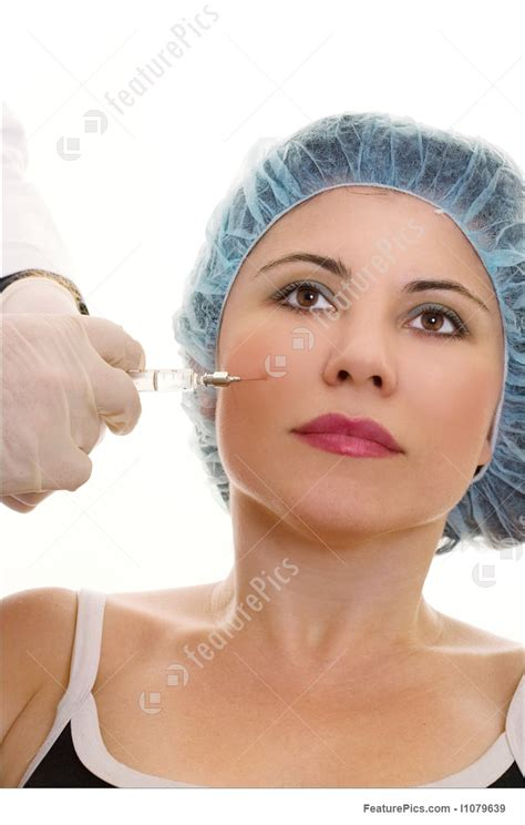 Injection Collagen collagen injection stock photograph i1079639 at featurepics