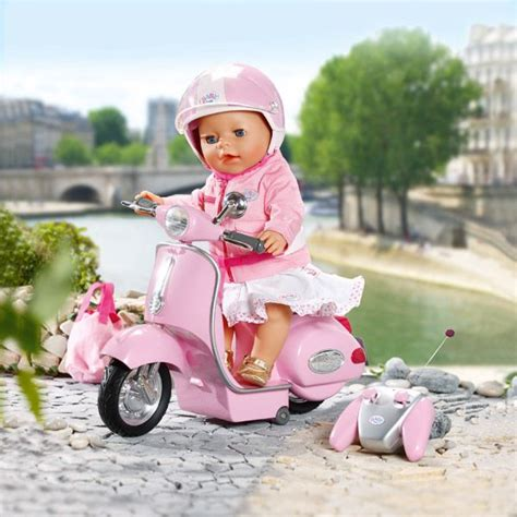 Baby Born Motorrad baby born scooter en andere accessoires speelgoed tips 2018