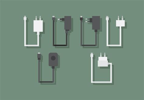 free phone charger vector phone charger free vector stock