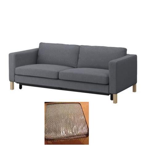 ikea karlstad sofa bed slipcover ikea karlstad sofa bed slipcover sofabed cover korndal