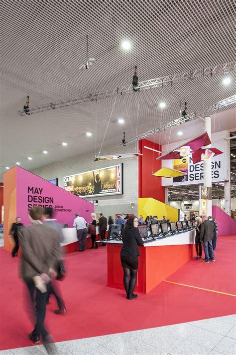 hospitality design editorial calendar may design series brings colour to the trade show calendar