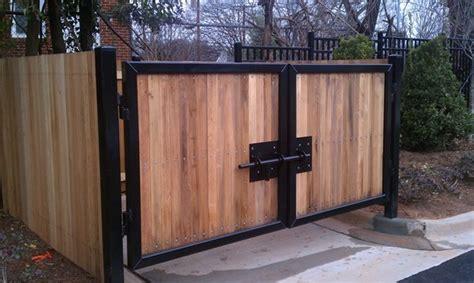 dumpster enclosure dumpster enclosure gates fences seegars fence company