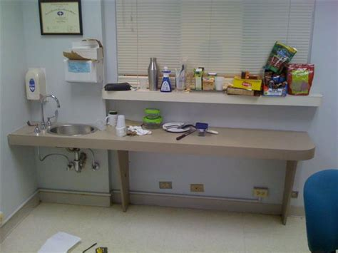 Dr Who Kitchen by Creation Of A Kitchen Counter And Sink For Doctor Office