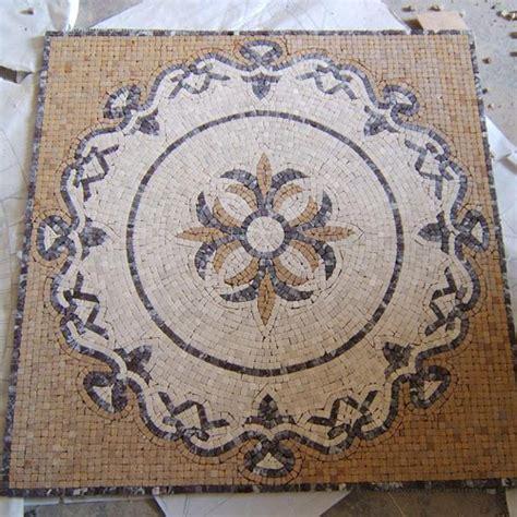 china travertine marble mosaic medallion tiles patterns china mosaic marble mosaic