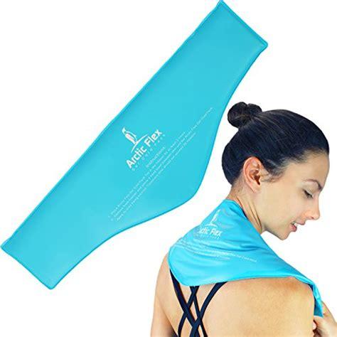 frozen shoulder hot compress arctic flex neck ice pack cold compress shoulder therapy