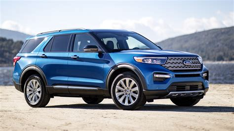 ford explorer suv design features fordca