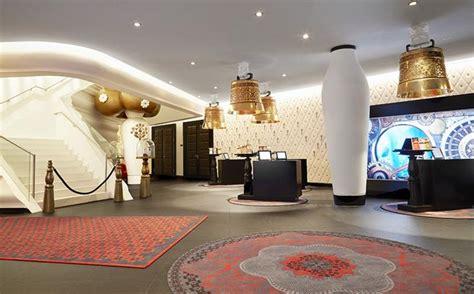 The Living Room Zurich Kameha Grand Zurich Hotel By Marcel Wanders