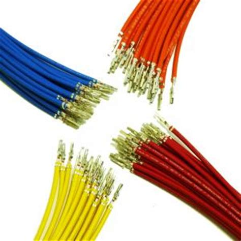 wires cut prepared to your spec connect 2 technology