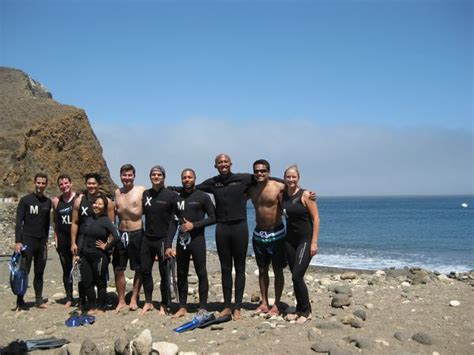 Ucla Mba Visit by Pre Orientation Trip Santa Island Joint Post By
