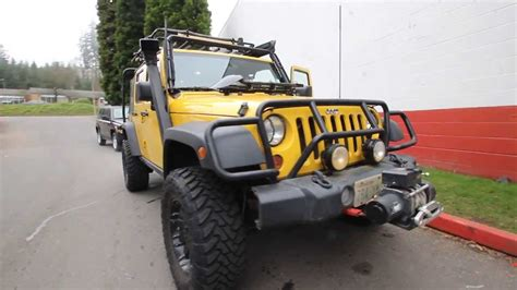 2008 jeep wrangler unlimited x accessories 2008 jeep wrangler unlimited x detonator yellow
