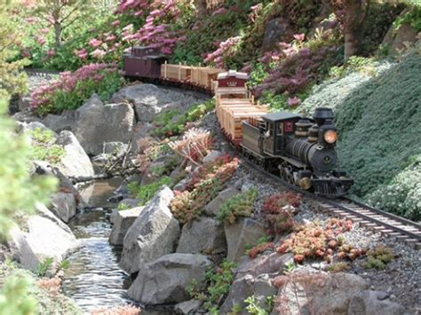 G Scale Garden Railway Layouts Model Resource G Scale Garden Track Plans To Inspire Your Own Layout Designs