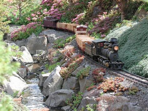 Model Railroad G Scale Ramon Garden Railroad Layouts