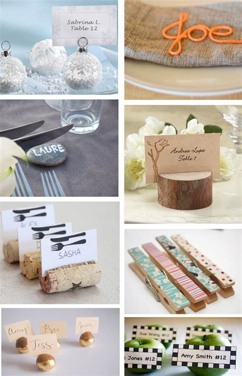 Diy Marque Place by Diy Sp 233 Cial Mariage Inspiration Marques Places