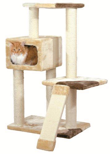 Trixie Scratching Board Beige Intl trixie almeria cat scratching post 106cm beige brown