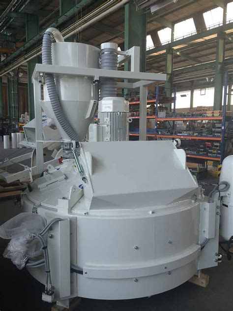 Mixer Elba planetary countercurrent mixers cem p elba and cem p ammann