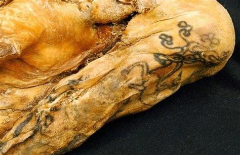 tattoo history national geographic ancient ink mummies and their amazing tattoos ancient