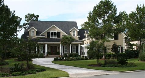 Southern Plantation Style Homes higher end real estate in demand hilton head and