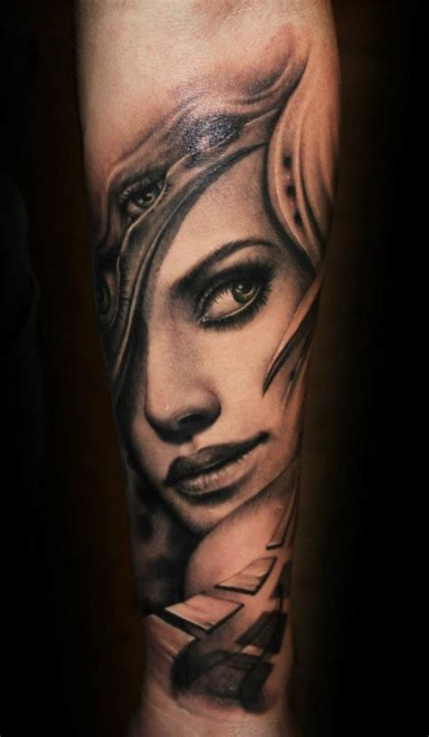 tattoo portrait pictures creative portrait tattoos best tattoo 2014 designs and