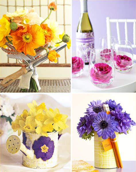 Vibrant Floral Mother S Day Centerpieces Hostess With S Day Centerpieces