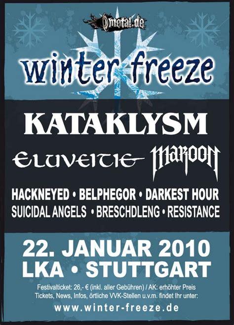 darkest hour fort worth winter freeze metal festival all metal festivals