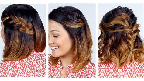 tutorial rambut pendek mengembang tutorial model rambut pendek sedang dan panjang yang