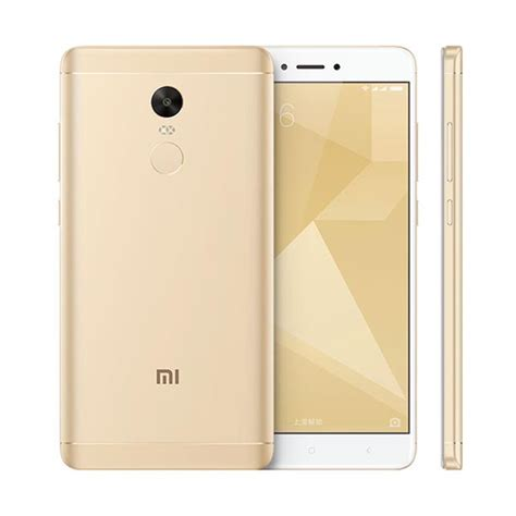 Xiaomi Redmi 4x Ready Warna Gold Dan Gold jual xiaomi redmi note 4x gold 32gb 3gb snapdragon