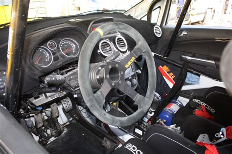 Rally Auto Cockpit by Rebenland Rallye 2014 Fotos Opel Corsa Opc Fahrzeuge