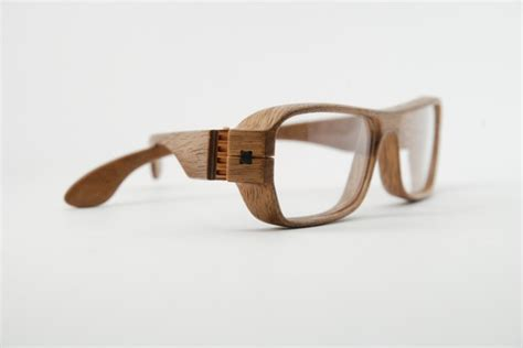 Handmade Spectacles - herrlicht handmade wood glasses walnut maple or pear