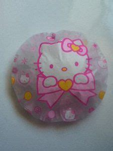 Showercap Hellokitty 7 best images about bath shower caps on