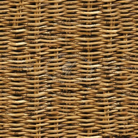 Rustic Paint Colors Old Rattan Texture Seamless 12502