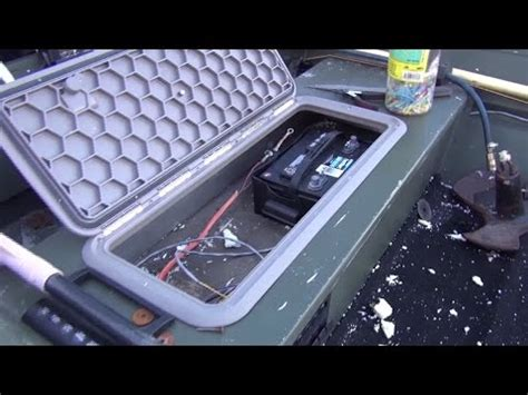 boat livewell installation how to install a livewell pump doovi