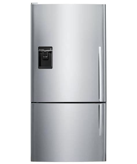 Dispenser Freezer bottom freezer refrigerator bottom freezer single door refrigerator with water dispenser