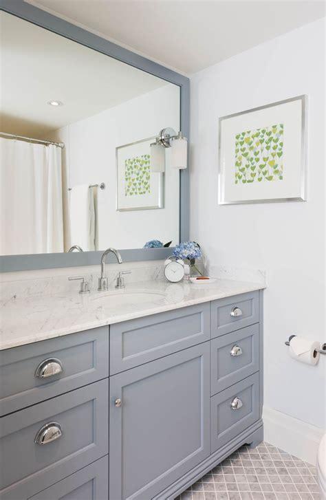 light gray bathroom vanity bathroom rebecca hay interior design bathroom love