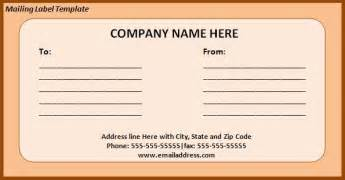 mailing label template mailing label template best word templates