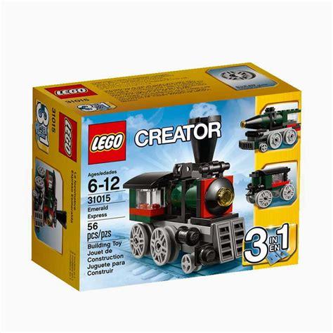 lego creator emerald express set 31015 new winter ebay